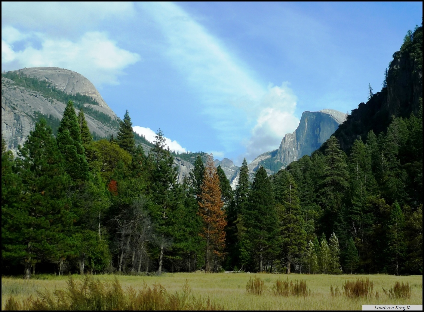 Yosemite Valley, Number 2 - October 2010