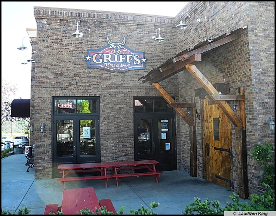 Griff's BBQ and Grill