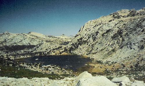 Vogelsang Pass Hike