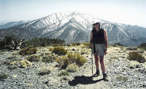 Wildrose Peak - Death Valley