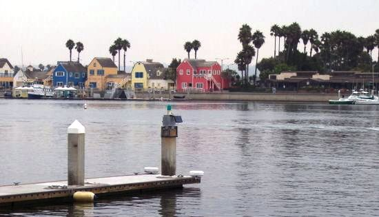 Main Channel, Marina del Rey