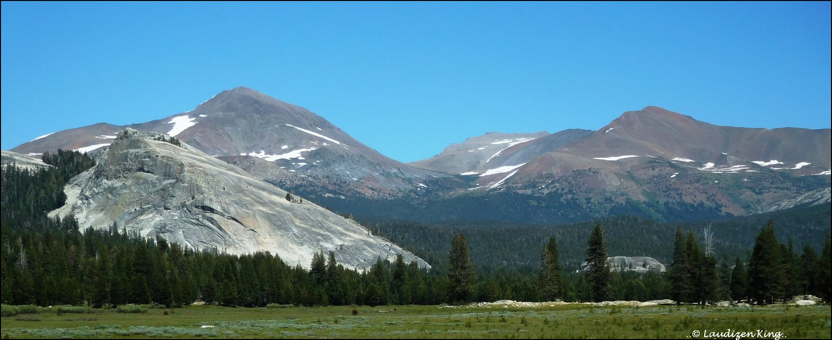 Tuolumne Meadows Vista