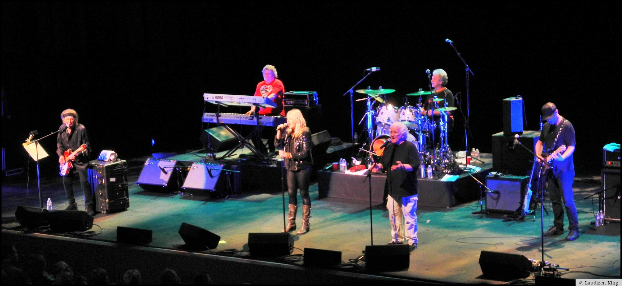 Jefferson Starship - Gallo Center for the Arts, Modesto 2015